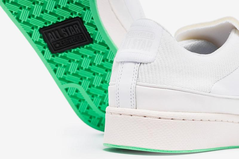 Converse White Pro Leather 1990 Low 166596C sneakers footwear shoes menswear streetwear retro kicks vintage trainers runners court spring summer 2020 collection all star