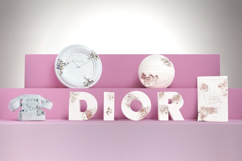 Daniel Arsham Crafts Eroded Basketballs, Telephones & More for Limited Edition Dior Collection