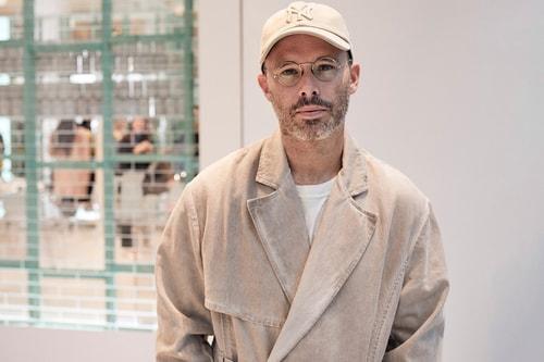 Daniel Arsham Transforms Dior Saddle Bag Into a 'Future Relic'