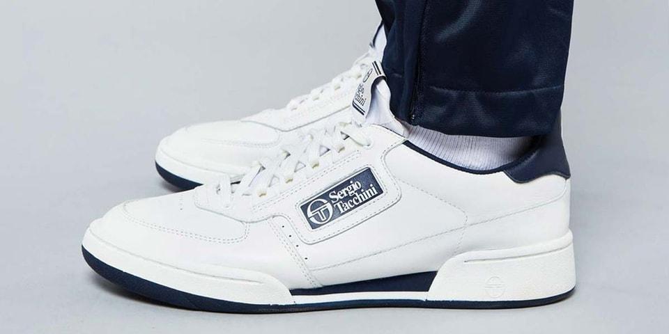 Sergio Tacchini Releases Retro 80s-Bred New Young Line Sneaker