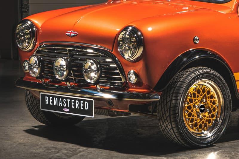 david brown automotive james bond lotus esprit turbo inspired mini remastered vintage cars simon cowell
