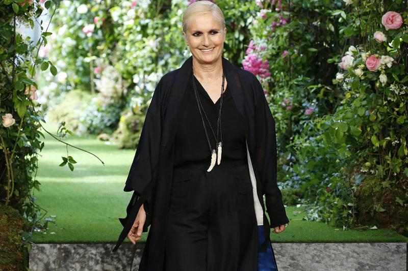 Dior TALKS Podcast Series Stream Creative Director Maria Grazia Chiuri Judy Chicago art history Tracey Emin Paola Ugolini Katy Hessel feminism discussion interview q and a luxury