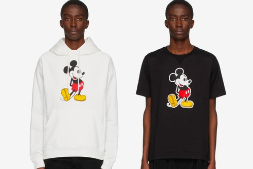 TAKAHIROMIYASHITA TheSoloist. Taps Disney For Classic Mickey Mouse Capsule