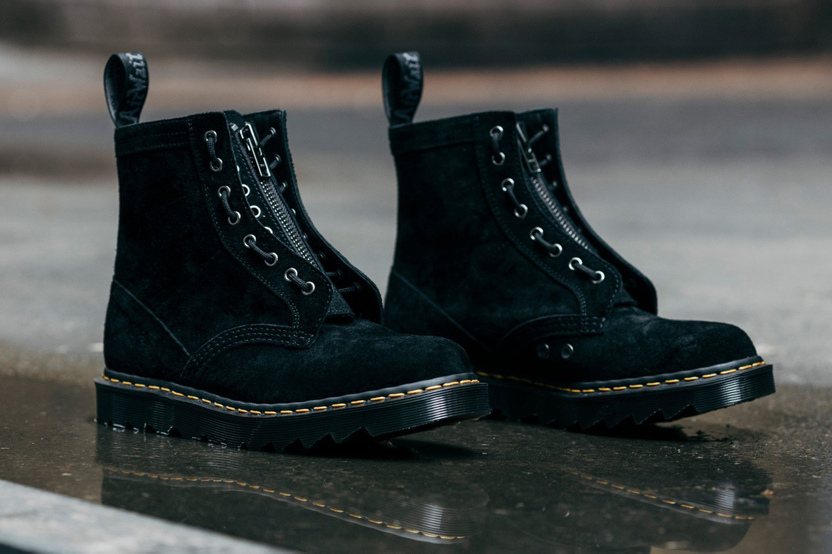 Dr Martens 1460 Boot 60th Anniversary Legacy Hypebeast