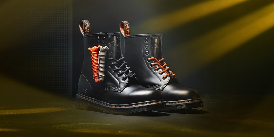 EXCLUSIVE: Dr. Martens Recruits Babylon and BEAMS for 1460 Remastered Collaboration