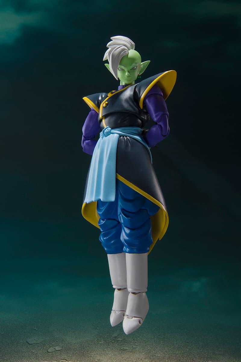tamashii nations dragon ball z premium bandai japan collectible figurines Super Saiyan God Vegito s.h.figuarts