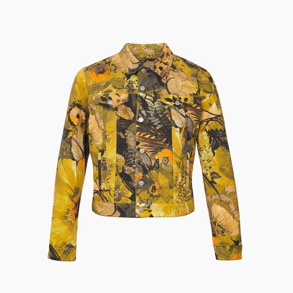 Dries Van Norten Printed Jacket