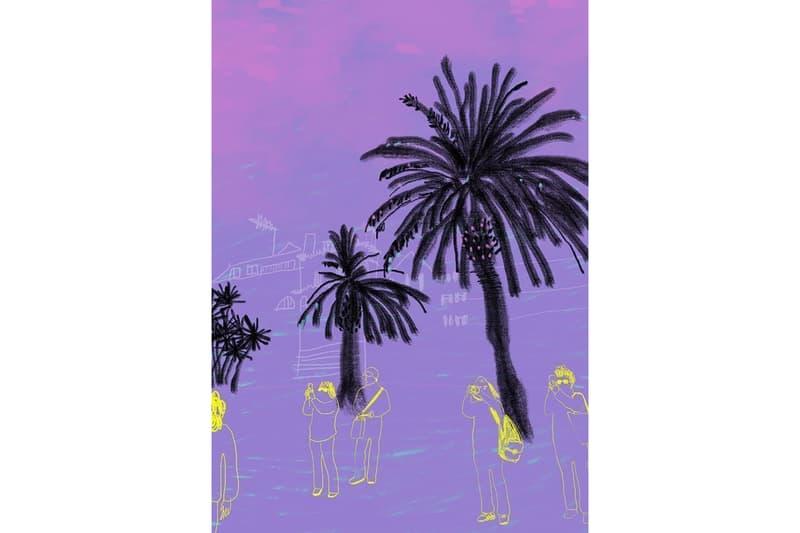 "DROOL Art ""Solitude"" Virtual Exhibition Vojtěch Kovařík Valerie Savchits Kris Andrew Small Billy Bagilhole David Heo"