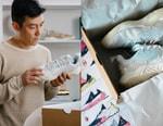 """Edison Chen Unboxes the New Jordan Brand Delta SP """"Sail"""""""