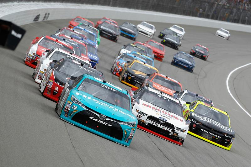 eNASCAR iRacing Pro Invitational Series Audience Figures Numbers Online Racing Driver American Sports USA Fox Sports Viewers Cable Broadcast Texas Motor Speedway Simulation