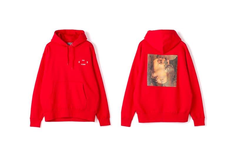 ESTNATION x Kosuke Kawamura 2020 Capsule collage artist tokyo japanese menswear streetwear artwork shredder graphics t shirts hoodies logo spring summer designer screen print