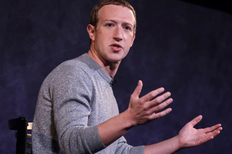 facebook mark zuckerberg social media platform tech giant big small businesses fund grant coronavirus covid 19