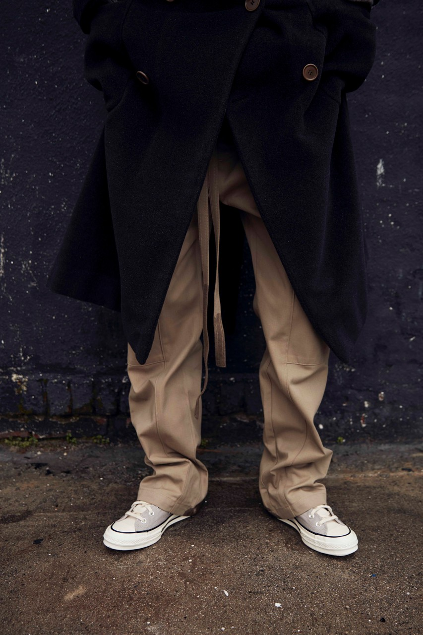 "Fear of God Essentials x Converse Chuck 70 ""Black/Egret"" ""Ivory/Black""  Release Information Closer Look Editorial HYPEBEAST Footwear Drops Images Jerry Lorenzo FOG"