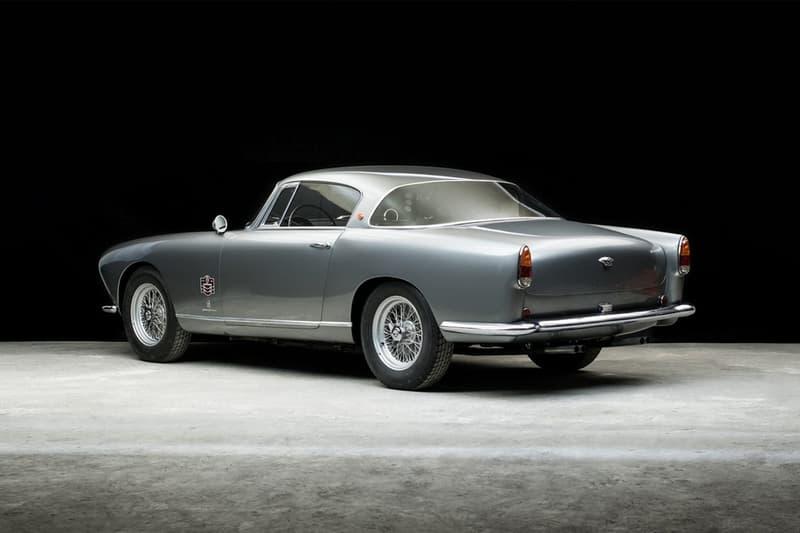 auxietre schmidt car sales vintage 1956 pininfarina ferrari 250 gt berlinetta prototype prototipo luxury classic
