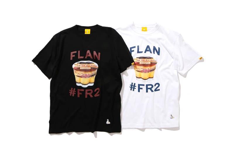 Flan Labs Fxxking Rabbits Capsule Collection Release Pudding T-Shirts Hoodies Black White Ryo Ishikawa