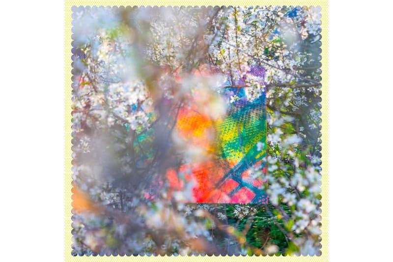 Four Tet Sixteen Oceans Album Stream 4t recordings teenage birdsong Release Info