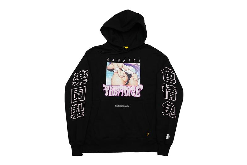 FR2 MIP Fxxking Rabbits Gets Made in Paradise Capsule Collection