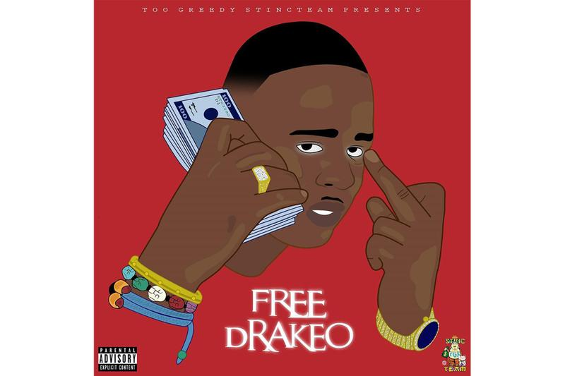 Listen to Drakeo The Ruler's Free Drakeo Compilation Mixtape Album 03 Greedo SOBx RBE Maxo Kream Los Angeles Compton LA HipHop Rap Rapper ALLBLACK Ion Know Nothin Remix