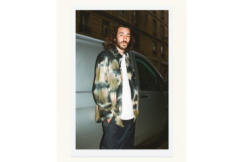 FUTUR Spring/Summer 2020 Lookbook  French Paris Parisian style editorials streetwear Tokyo