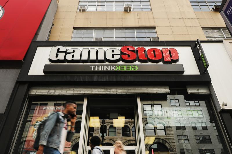 gamestop worldwide store closure 2020 plans 320 retire Michael Burry usa Austria Denmark France Germany Ireland Italy Norway Switzerland Sweden