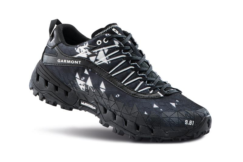 Garmont Spring/Summer 2020 Footwear Collection G-Hike Le GTX G-Trail GTX G-Trek High GTX 9.81 BOLT