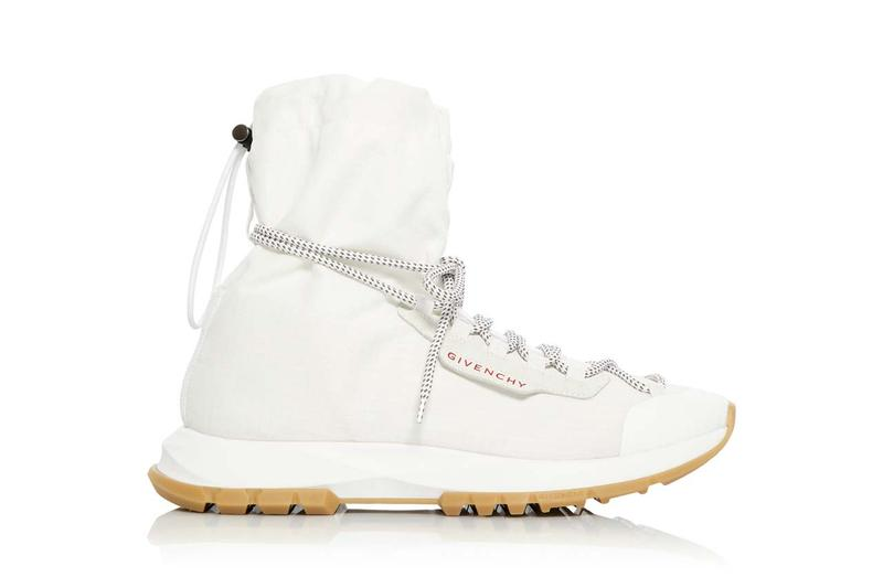 givenchy spectre ripstop high top sneakers white colorway ss20 spring 2020 release