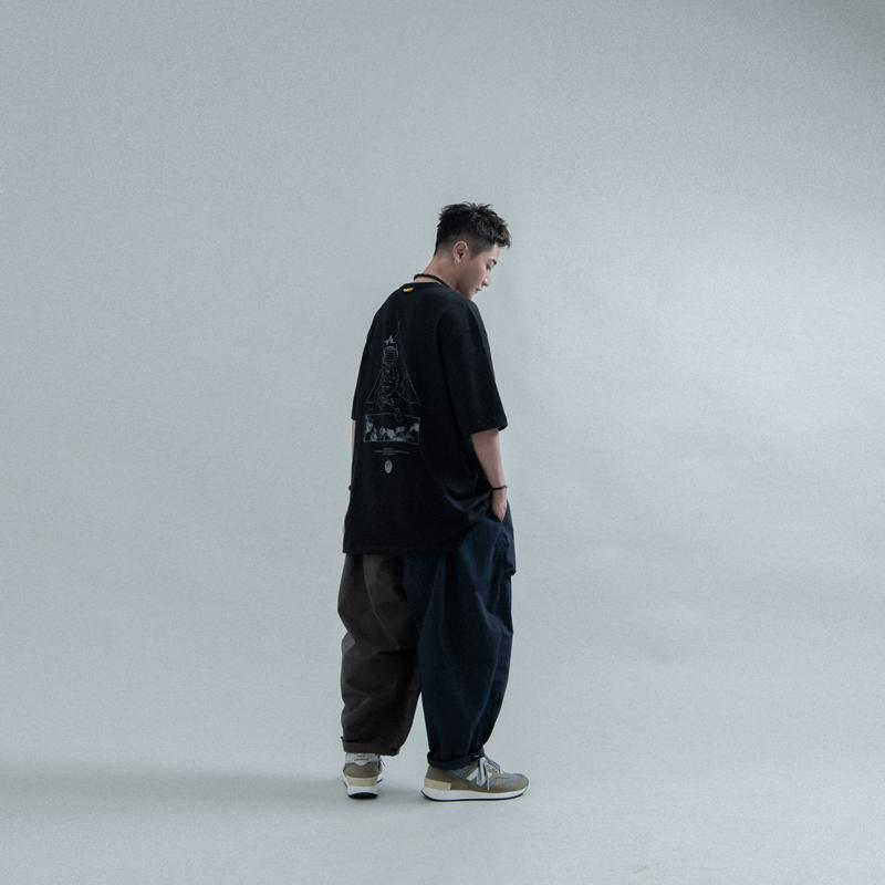 GOOPiMADE x 432Hz Capsule Collection Hong Kong Taiwan military clothing Japanese Shirts lookbooks baker pants workwear