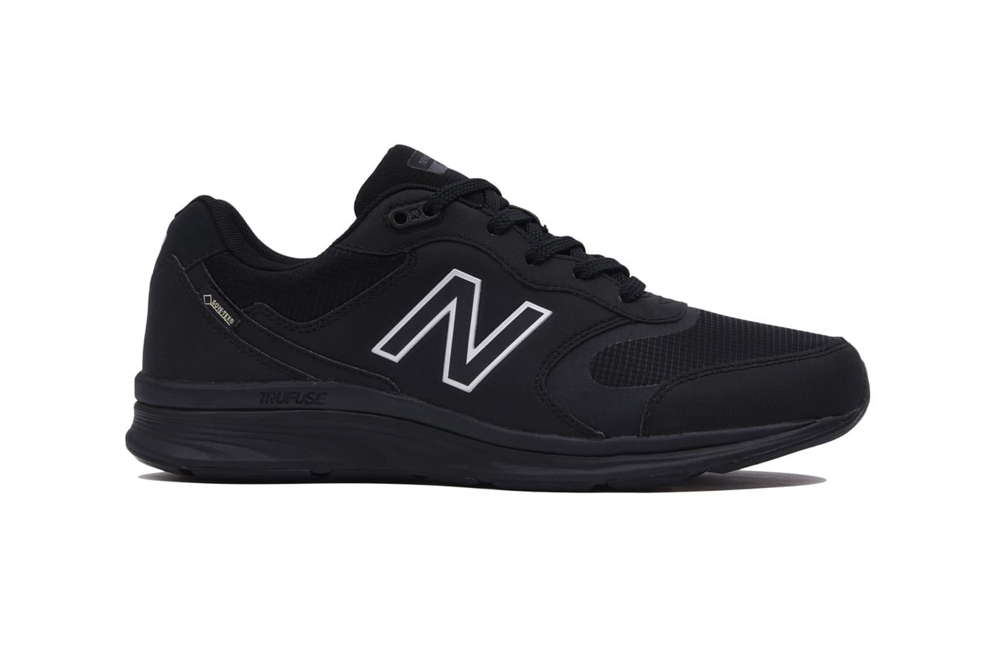 black on black new balance