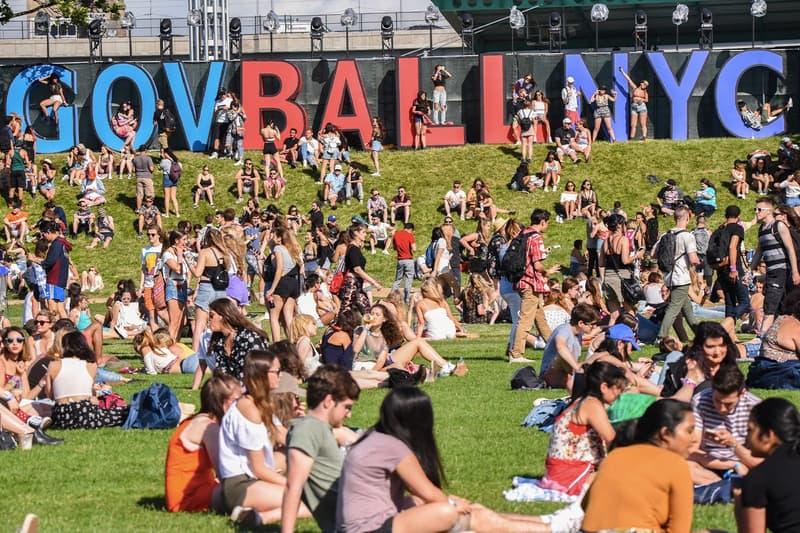 Governors Ball 2020 Cancelled Due to Coronavirus Gov Ball GovBall NYC New York City Randalls Island Music Festival Coronavirus Covid19 Covid 19 Rescheduled Refund HYPEBEAST
