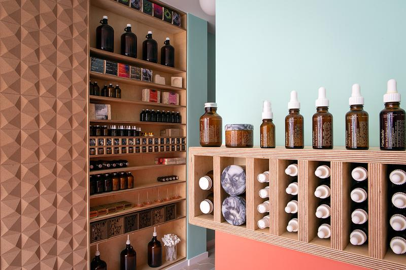 Haeckels london house store broadway market details opening news buy cop purchase grooming skincare address opening times