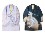 Poggy Links With Hajime Sorayama for Limited Jacket & Coat Capsule