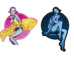 """Hajime Sorayama's """"Sexy Robot"""" Is Now Available in Rug Form"""