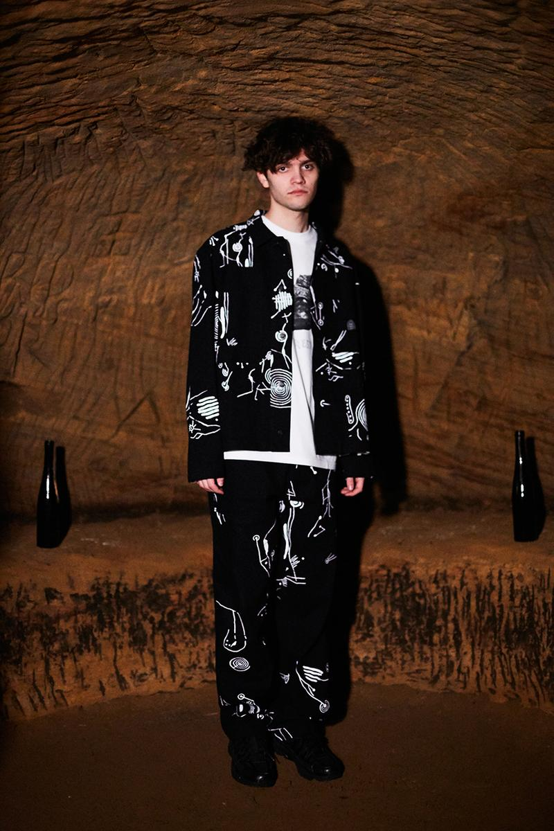 heresy spring summer 2020 lookbook collection british folklore influences buy cop purchase details goodhood