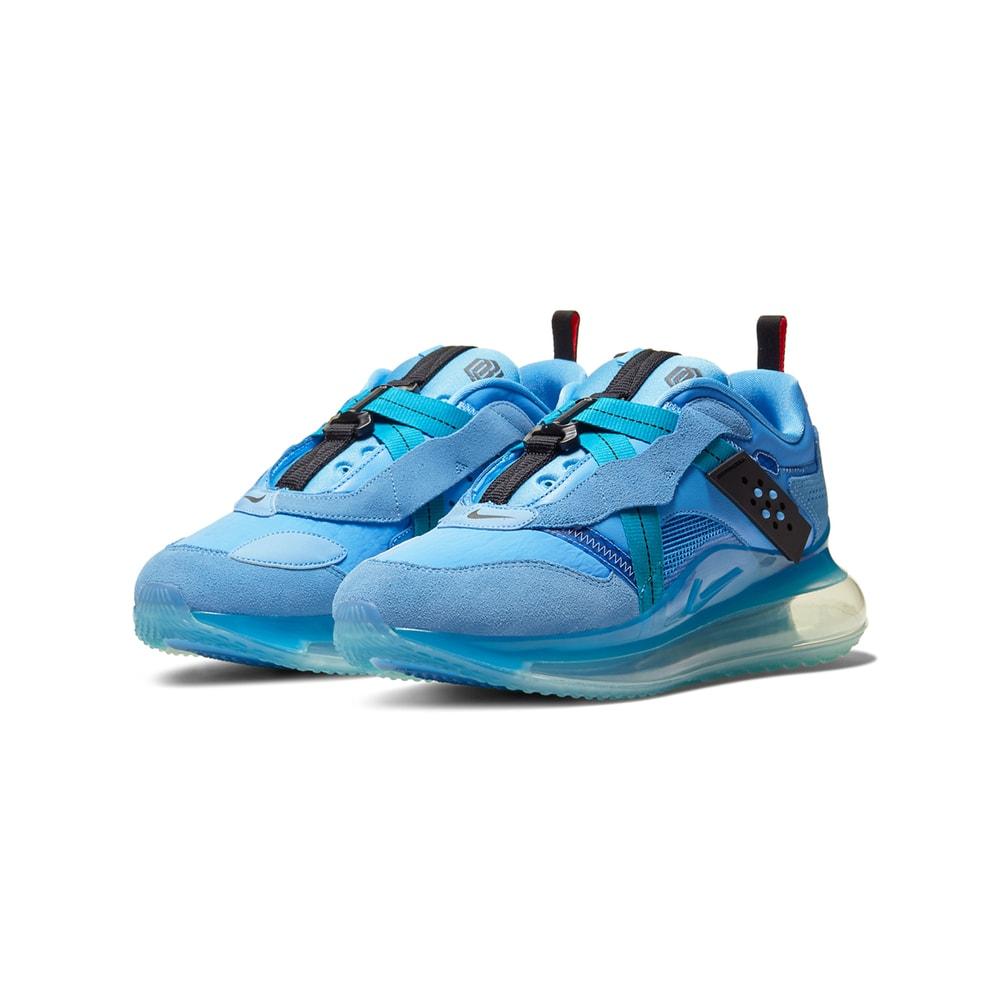 "Nike Air Max 720 OBJ Slip ""University Blue"" Release 2020 Where to Buy"