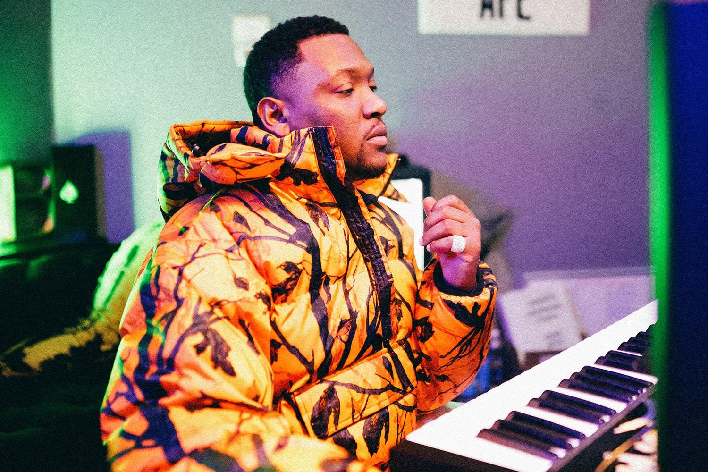 hit boy hip hop producer grammy interview kanye west drake nipsey hussle tee grizzley jay z chauncey hollis la california west coast beyonce mary j blige