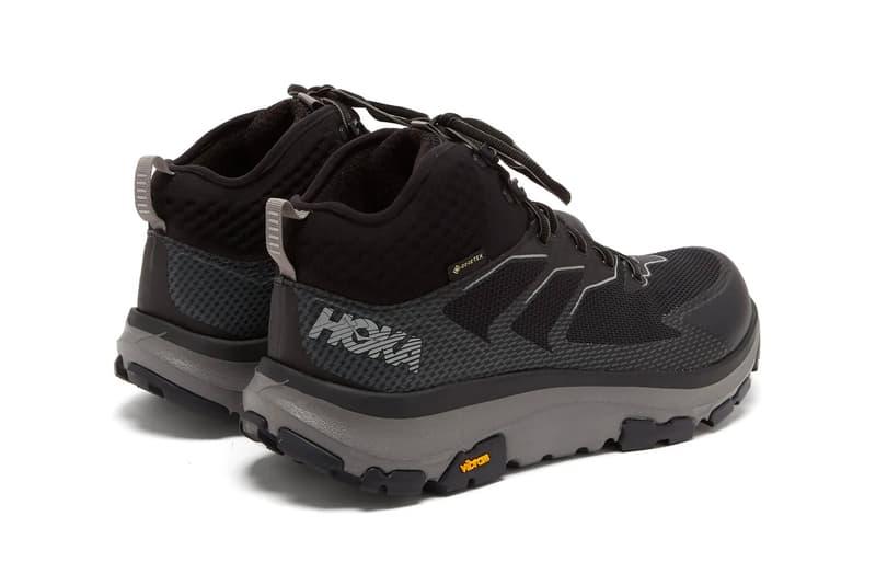 HOKA ONE ONE Toa Sky GORE-TEX Hiking Boot vibram Megagrip Rangi