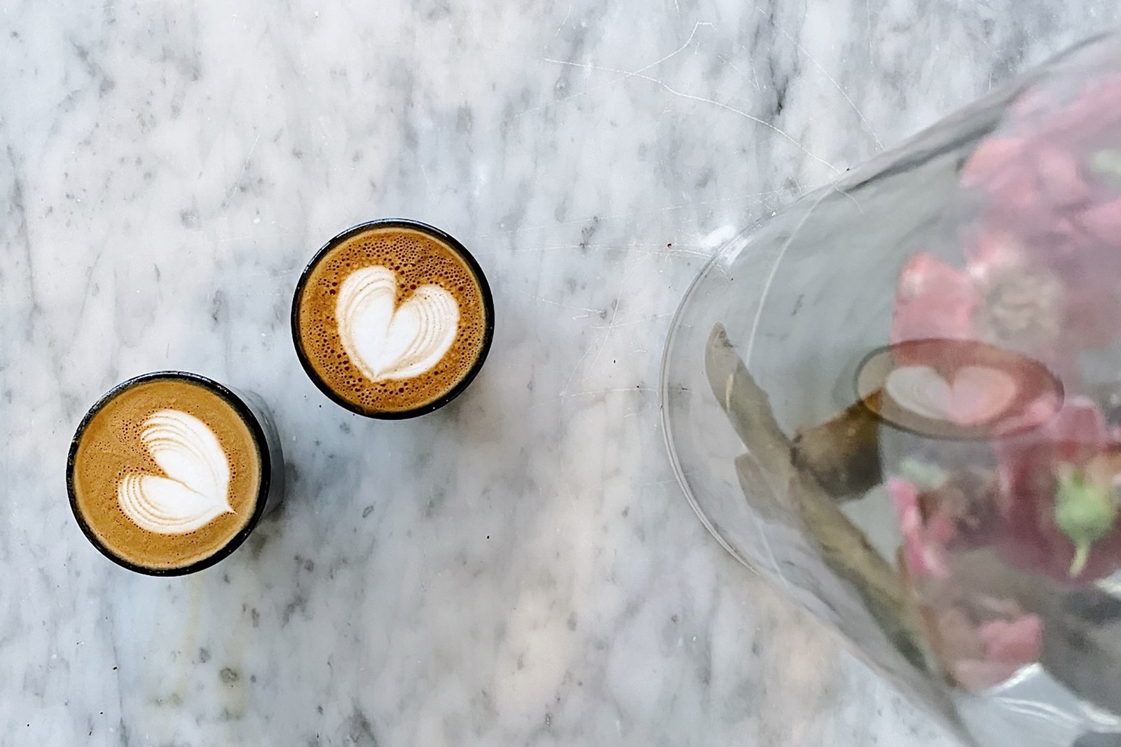coffee cafe espresso cappuccino latte coronavirus covid 19 aeropress kalita wave foam milk french pour over white noise patent manhattan new york city brooklyn queens john yoon vanessa kim emily williams barista gofundme support instagram