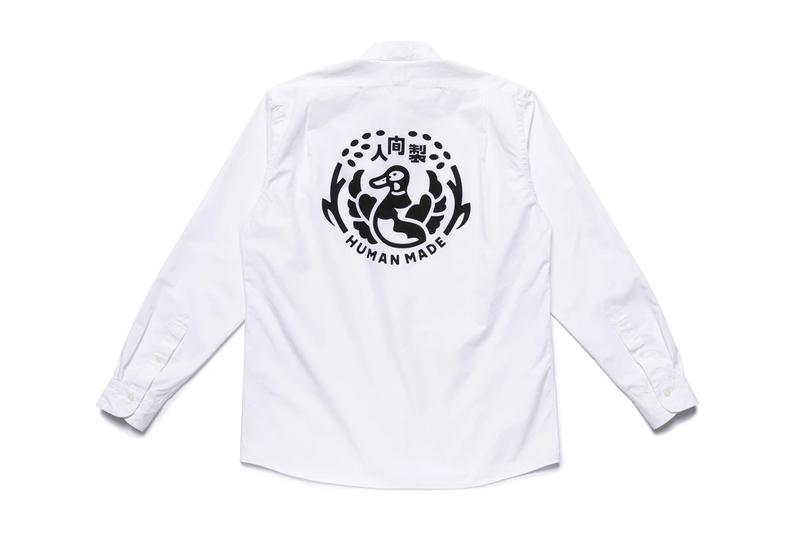 HUMAN MADE Isetan Shinjuku Pop Up STYLE UP tokyo japan menswear streetwear nigo spring summer 2020 collection t shirts shirts slub tees graphics hoodies accessories jackets