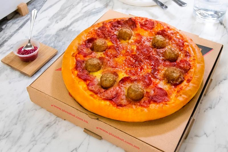 Ikea Pizza Hut Swedish Meatball Pizza Announcement Hong Kong Release Info Where Order