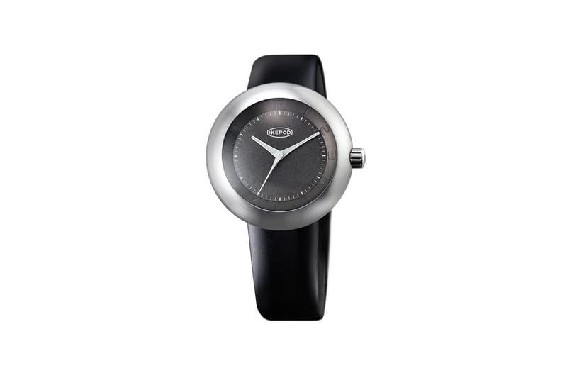Ikepod Megapod Automatic Watch News Marc Newson Watches UFO Alexandre Peraldi Miyota Movement automatic contemporary Hong Kong
