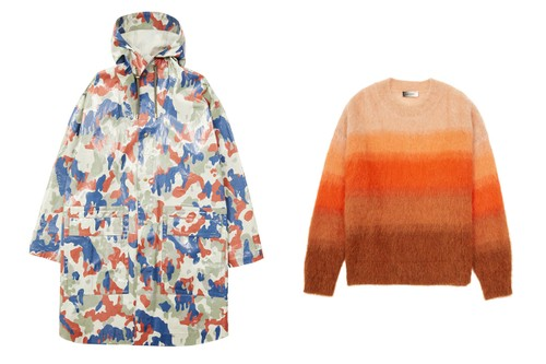 Isabel Marant Delivers Detailed Imagery of Lavish, Loose FW20 Goods