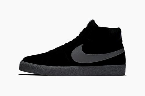 Isle Skateboards x Nike SB Blazer