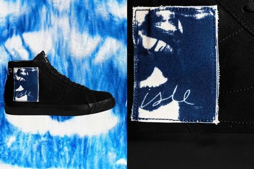 Isle Skateboards Announces Nike SB Blazer Mid Collaboration