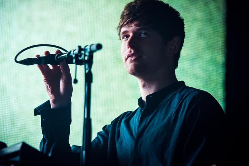 "James Blake Covers Radiohead's ""No Surprises"" alternative indie piano livestream live watch now quarantine self-isolation coronavirus"
