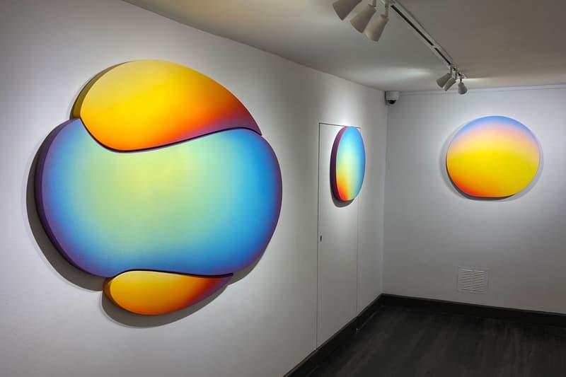 "Jan Kalab ""SOLAR"" Rhodes Contemporary Art Gallery Exhibition"