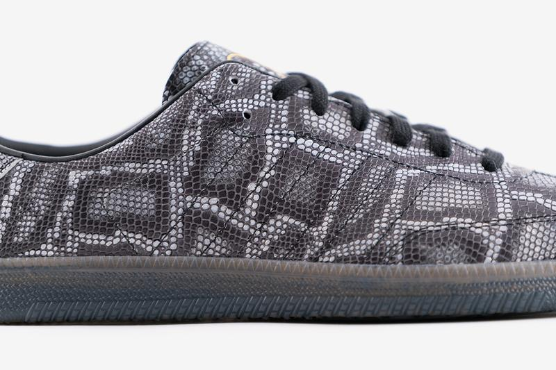 Jason Dill adidas Skateboarding Samba Decon Release Info Buy Price Black Snakeskin