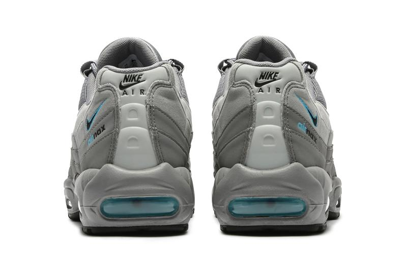 Jd Sports Drop Exclusive Nike Air Max 95 In Grey Blue Hypebeast