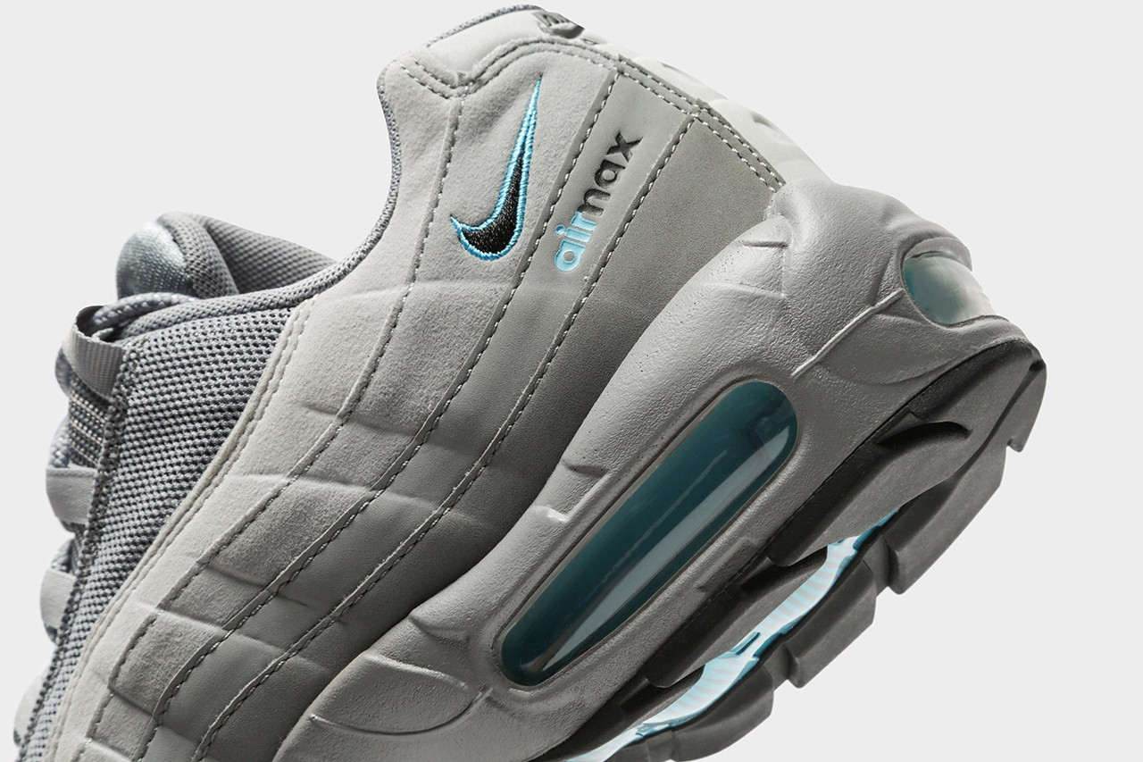 blue and gray air max 95