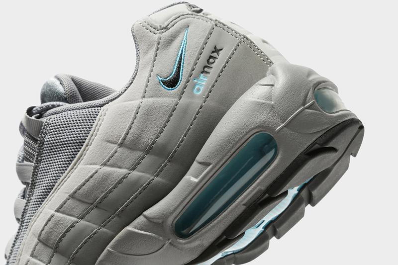 JD Sports-Exclusive Nike Air Max 95 Grey/Blue Early 2000s Only at JD Limited Edition Australian Market Footwear Release Information Drop Date Cop Online OG Swoosh