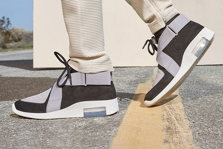 """Jerry Lorenzo Announces Upcoming Release of Nike Air Fear of God Raid """"F&F"""""""